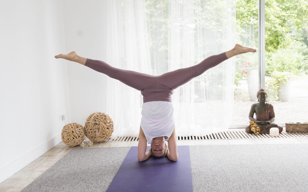 Yang yoga 'Energizing'